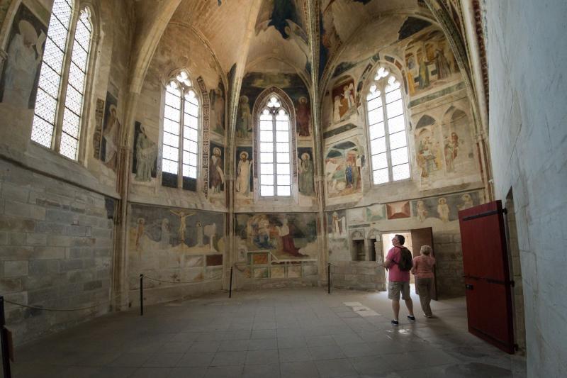 chapelle-fresques - photo Alex Nollet