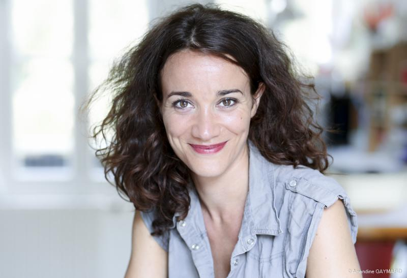 Pauline Ribat © Amandine Gaymard