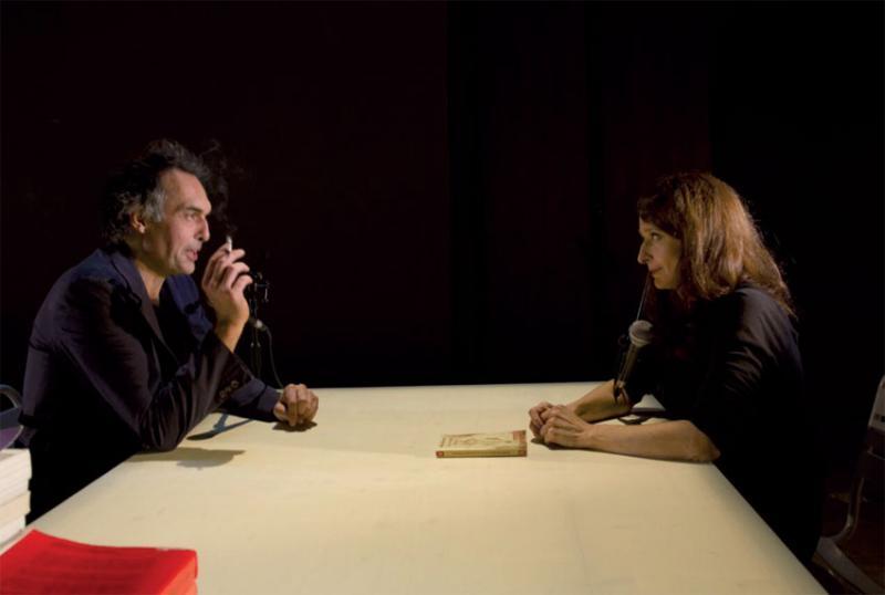 Interview © Mathilde Priolet