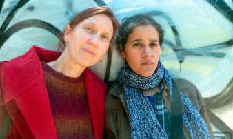 Isabelle Esposito, Miriame Chamekh © Igor Galabovski