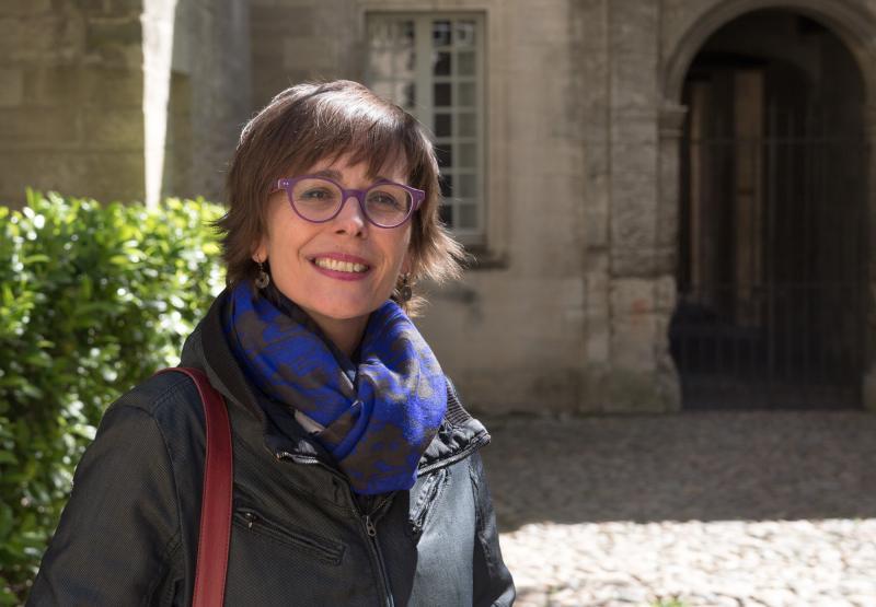 Sabine Tamisier © Alex Nollet/La Chartreuse