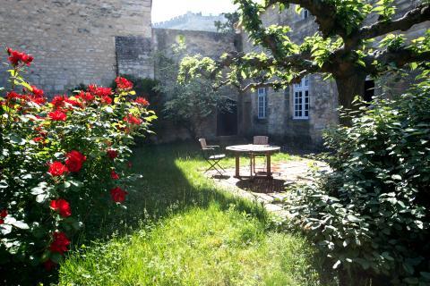 Jardin  © Alex Nollet - La Chartreuse