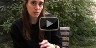 Interview de Pauline Peyrade, en résidence jusqu'au 10 novembre 2021
