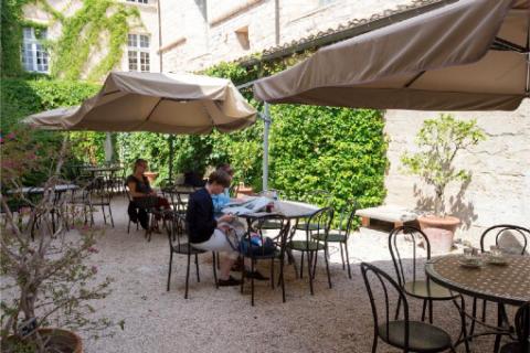 Bibliotheque-café Saint-Jean © Alex Nollet - La Chartreuse
