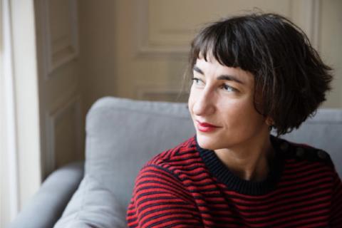 Marion Aubert © Francesca Mantovani